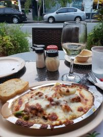Second outing to Grampa's Italian restaurant