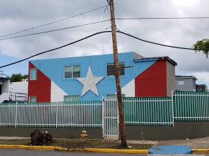 I love the celebration of Puerto Rico in the design.