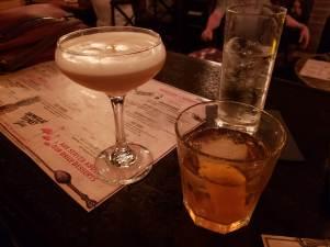 Farewell drinks